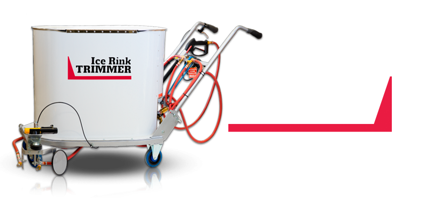 Ice Rink Trimmer